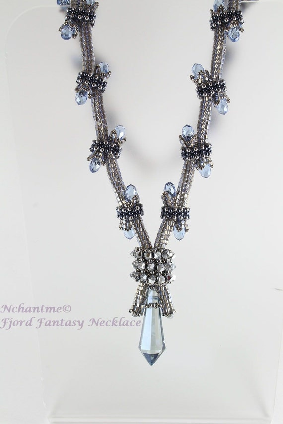 Fjord Fantasy Necklace Instant Download