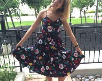 Vintage 90's Party Dress