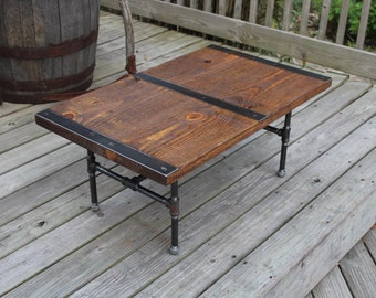 Coffee Table, Table, Furniture, Wood Coffee Table, Rustic, Rustic Coffee  Table