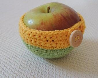 Crochet pattern Apple case