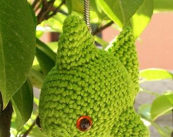 Amigurumi Fish, Crochet Fish, Amigurumi Goldfish, Amigurumi Softie, crochet amigurumi plush, crochet keychain, amigurumi keychain