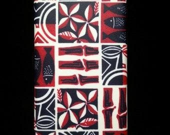 Michael Uhlenkott Tapa Print #1 iPhone Case