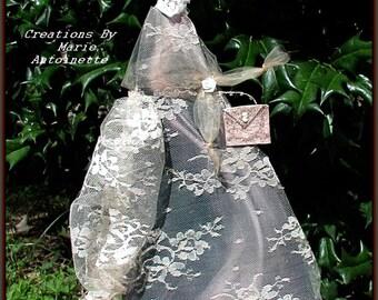 Kira Knighty Paper Doll.....CSST