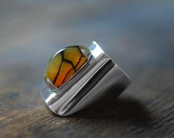 Dollybird Reptile Ring
