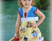 Gooseberry Lane Originals Snow Whites Story Time Dress