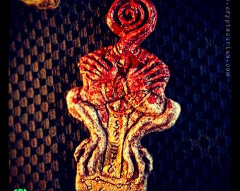 Amulet of the Bloody Tongue