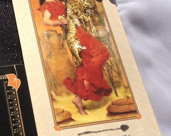 The Tarot of Delphi - one tarot card reading