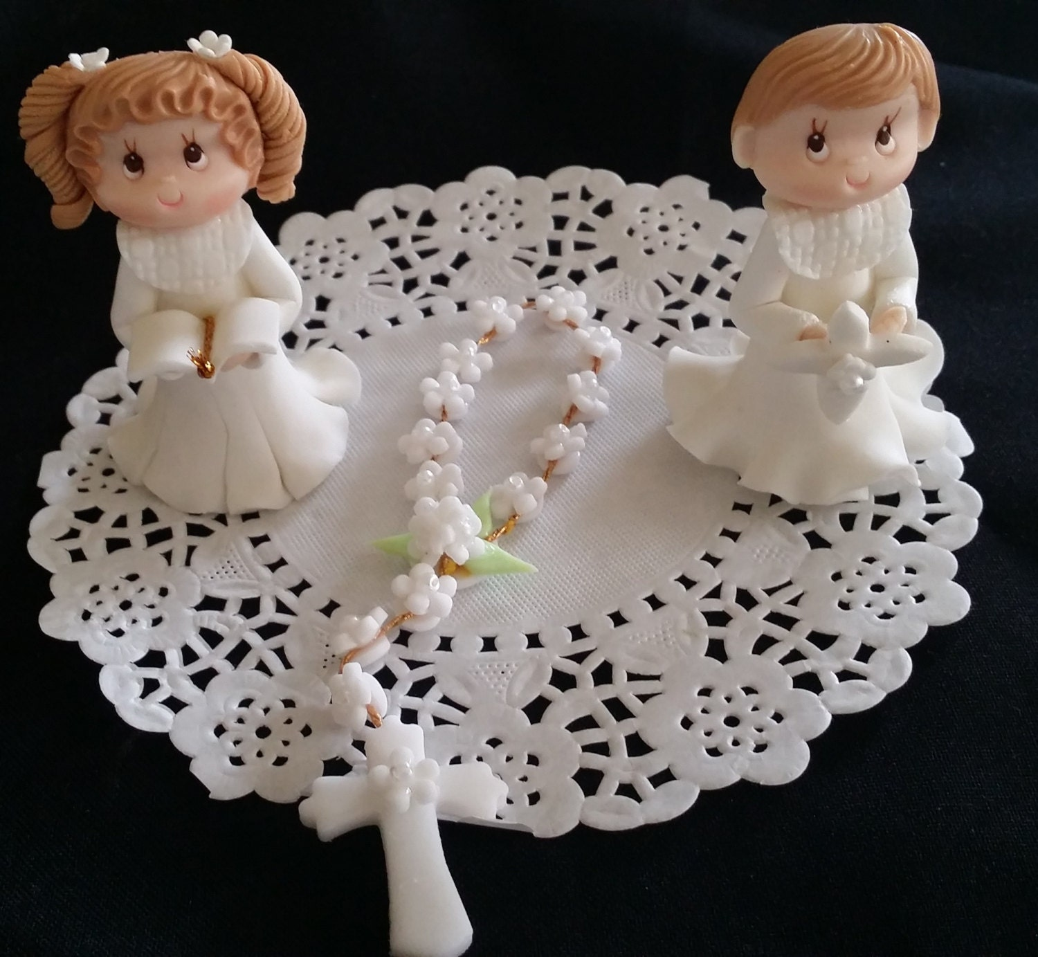 First Communion Cake Toppers First Communion Favor ...