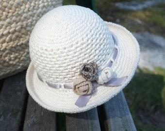 Girls Easter Hat Summer Hat Baby Toddler Girls Sun Hat Cotton Infant Girl Floppy Hat Girls Photography Props Baby Girl Shower Gift Party Hat