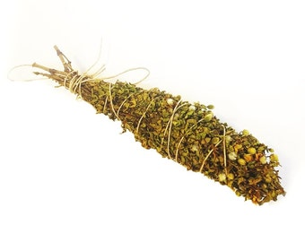 Wild Creosote Desert Rain Incense herb Bundle smudge stick