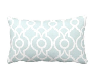 7 Sizes Available: Blue Throw Pillows Decorative Pillows Blue Pillow Covers Lumbar Pillows 12x16 Pillows 12x24 Pillows 16x16 pillows