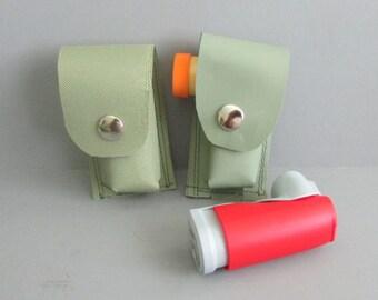 CUSTOM INHALER CASES for Albuterol or Asthma mist dispensors