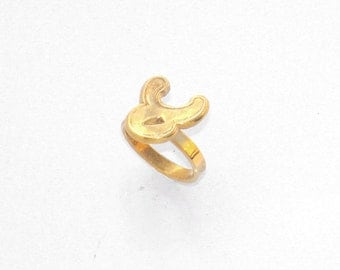 Taurus Ring - Zodiac Ring - Horoscope Ring - Astrological Sign Ring - Taurus Birthday Gift - Handmade Ring - All Size Ring - Statement Ring