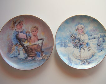 Leonardo Collection Fine Porcelain Plate By Christine Haworth