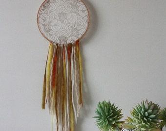 Dream catcher, wall hanging (Autumn I)