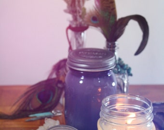 BOHEMIAN Candles, PATCHOULI Candle, Patchouli Oil, Soy Wax, Boho Candles, Hippie Candles