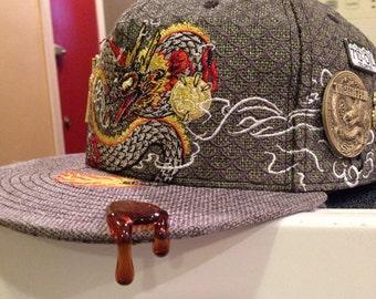 The Original Oil Brim Drip Hat Pin