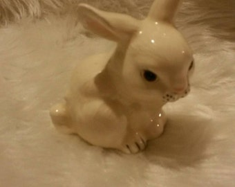 Cute Little Vintage Bunny