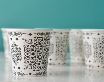 Arabic & Turkish Hot Coffee Paper Cups 4oz