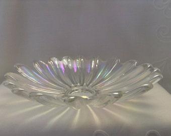 ON SALE Beautiful iridescent bowl