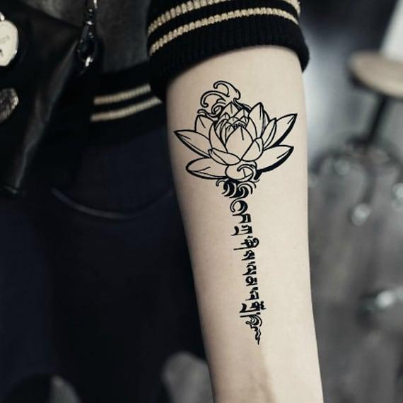sanskrit tattoo meaning buddha - photo #1