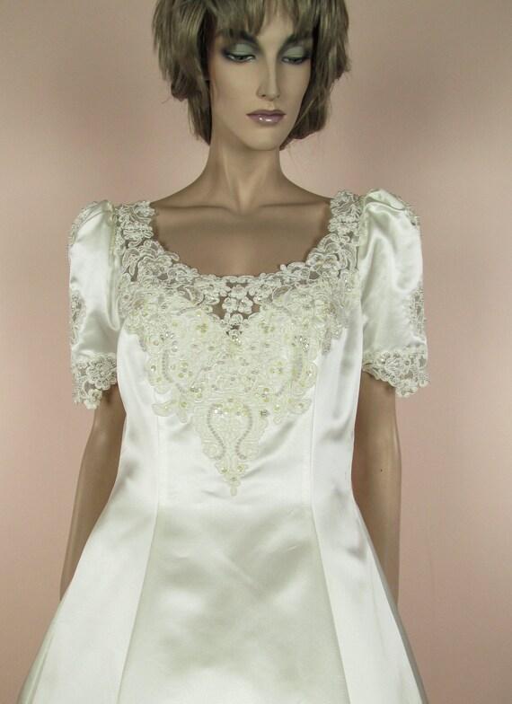 Vestidos de novia 80s 7 series
