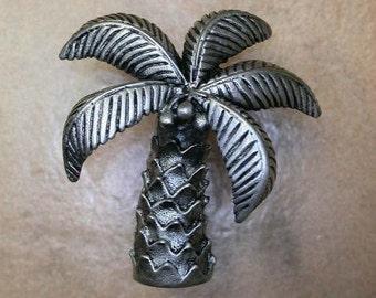 Palm Tree Knob ~ D'Artefax Scuptual Hardware