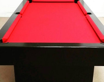 8ft Pool Table with Dinning top  !