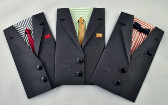 Suits Gifts Suit Gift Card Holder