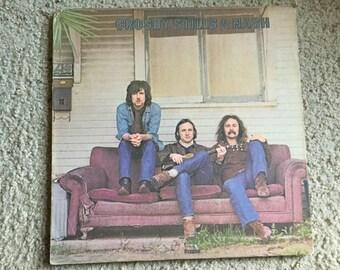 Crosby, Stills, and Nash - Self-Titled Album