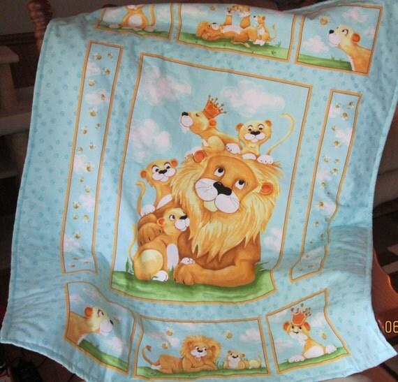 Baby quilt baby blanket baby floor for Floor quilt for babies