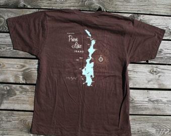 Priest Lake, ID T-Shirt