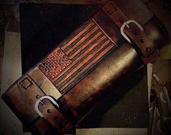 Motorcycle tool bag - Old glory