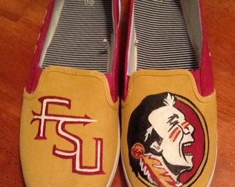 Womens Florida State University Shoes