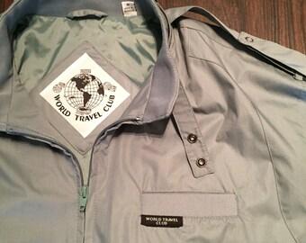 Mens vintage jacket, medium