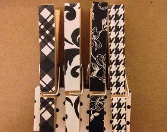 Set of 4 clothespins