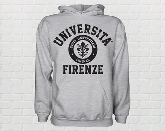 University of Firenze Hoodie - All Sizes Available