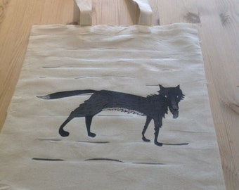 Tote bag:  Fox