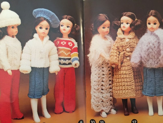 Patons Knitting Patterns For Dolls Clothes : Vintage Knitting Patterns Dolls Clothes Patons Knitting Book