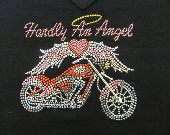 Motorcycle Hardly An Angel