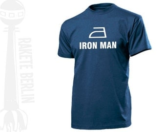 T-Shirt 'Iron Man'