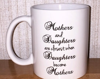 Mothers and daughters are closest