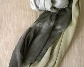Bengala dye Scarf