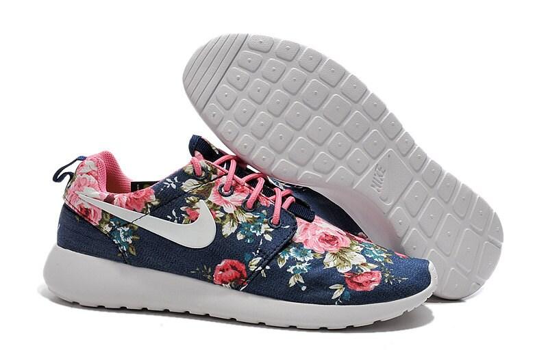 custom nike roshe run sneakers athletic women by. Black Bedroom Furniture Sets. Home Design Ideas
