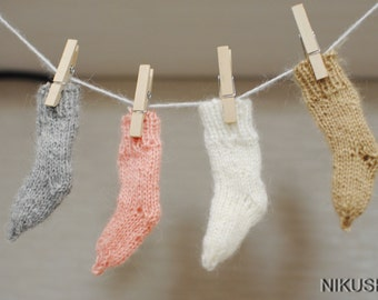 Socks 1/4 BJD - & Blythe