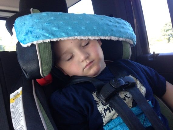 Nonods Car Seat Support Pillow Head Band