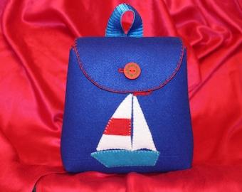 "Children's backpack ""Seaman"""