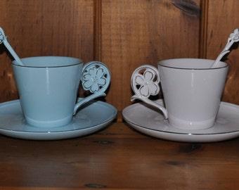DECORATIVE  tea cups