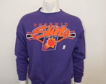 SALE Phoenix Suns Vintage Pullover Sweatshirt Size Large