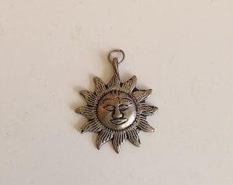 Beautiful Sun Pendant